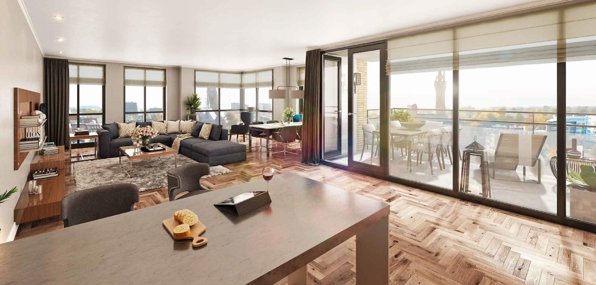 Badhuis appartement Hengelo